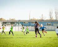 Ecole d'athlétisme - C'est la rentrée à la COT