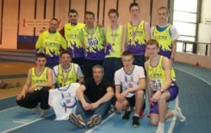 5 podiums pour la COT aux France FSGT Indoor 24/03