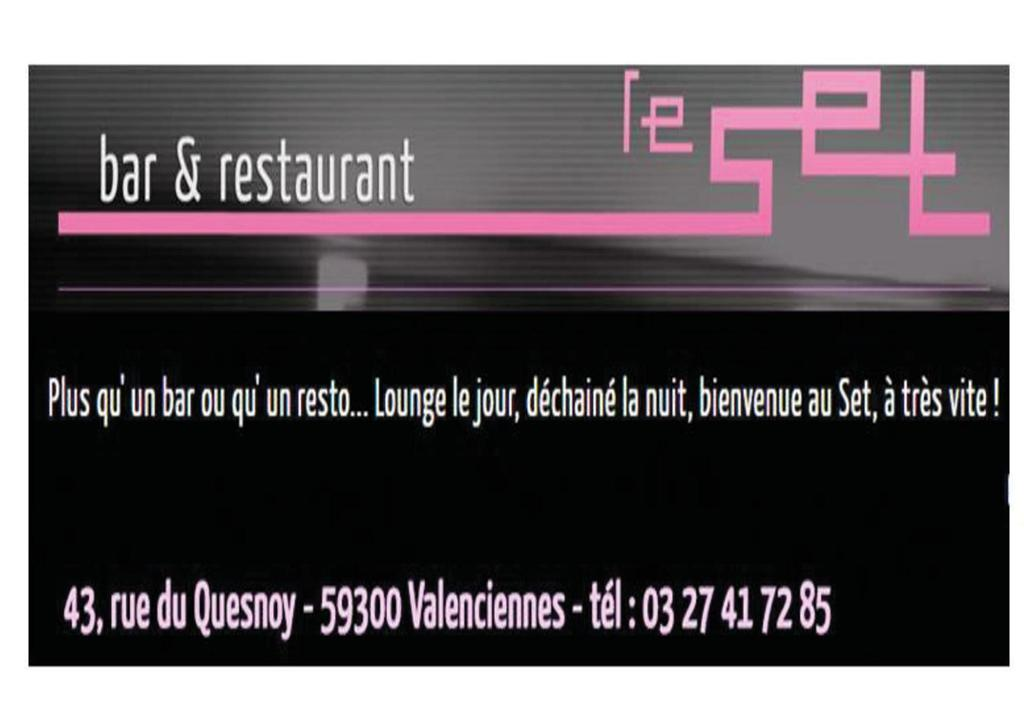 LE SET  Bar & Restaurant