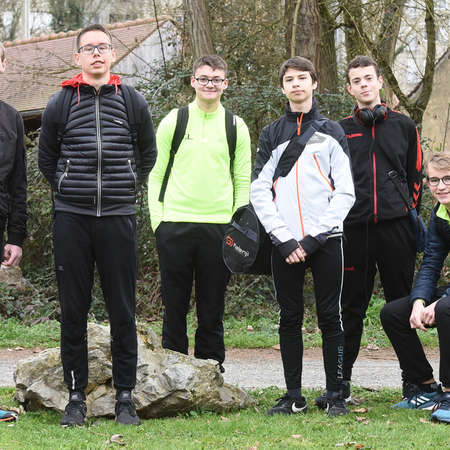 Championnat de France de Cross - Allonnes - 03/03/2019